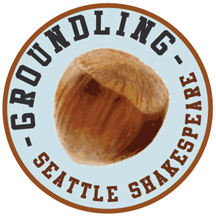 Groundlings Button