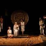 "The cast of Seattle Shakespeare Company's 2012 production of ""Antony and Cleopatra."" Photo by John Ulman."