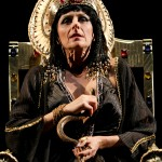 "Amy Thone as Cleopatra in Seattle Shakespeare Company's 2012 production of ""Antony and Cleopatra."" Photo by John Ulman."