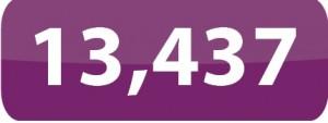 13437 Button