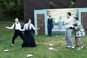 The Comedy of Errors, Wooden O 2011