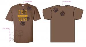 Shakes-gear: Exit Pursuded by a bear