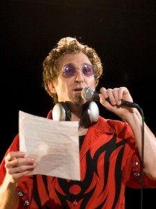 "Chrs Ensweiler as Launce in ""The Two Gentlemen of Verona"" (2010)"