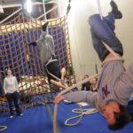 Aerial Rehearsal for Antony and Cleopatra