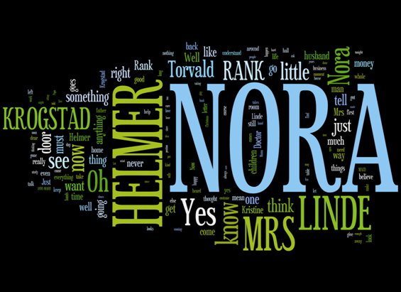 A Doll's House Wordle