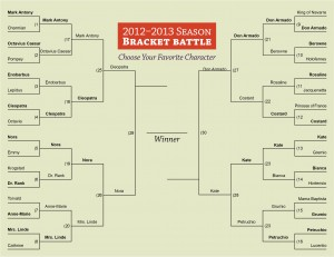 Bracket Battle Round 4