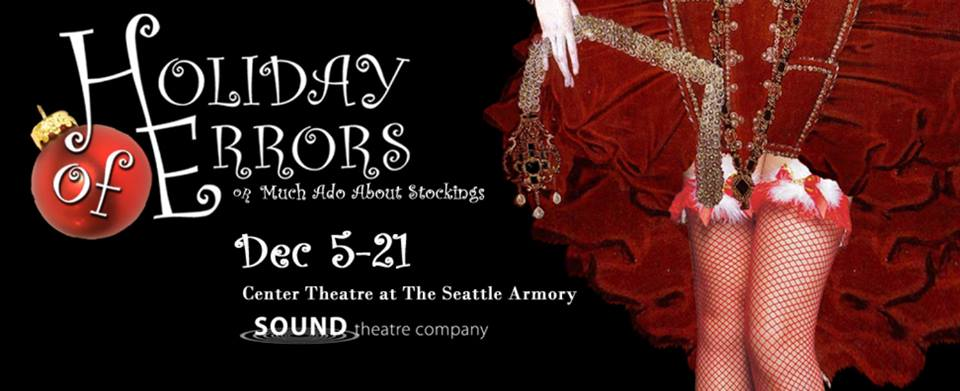 "Win Tickets to ""Holiday of Errors"""