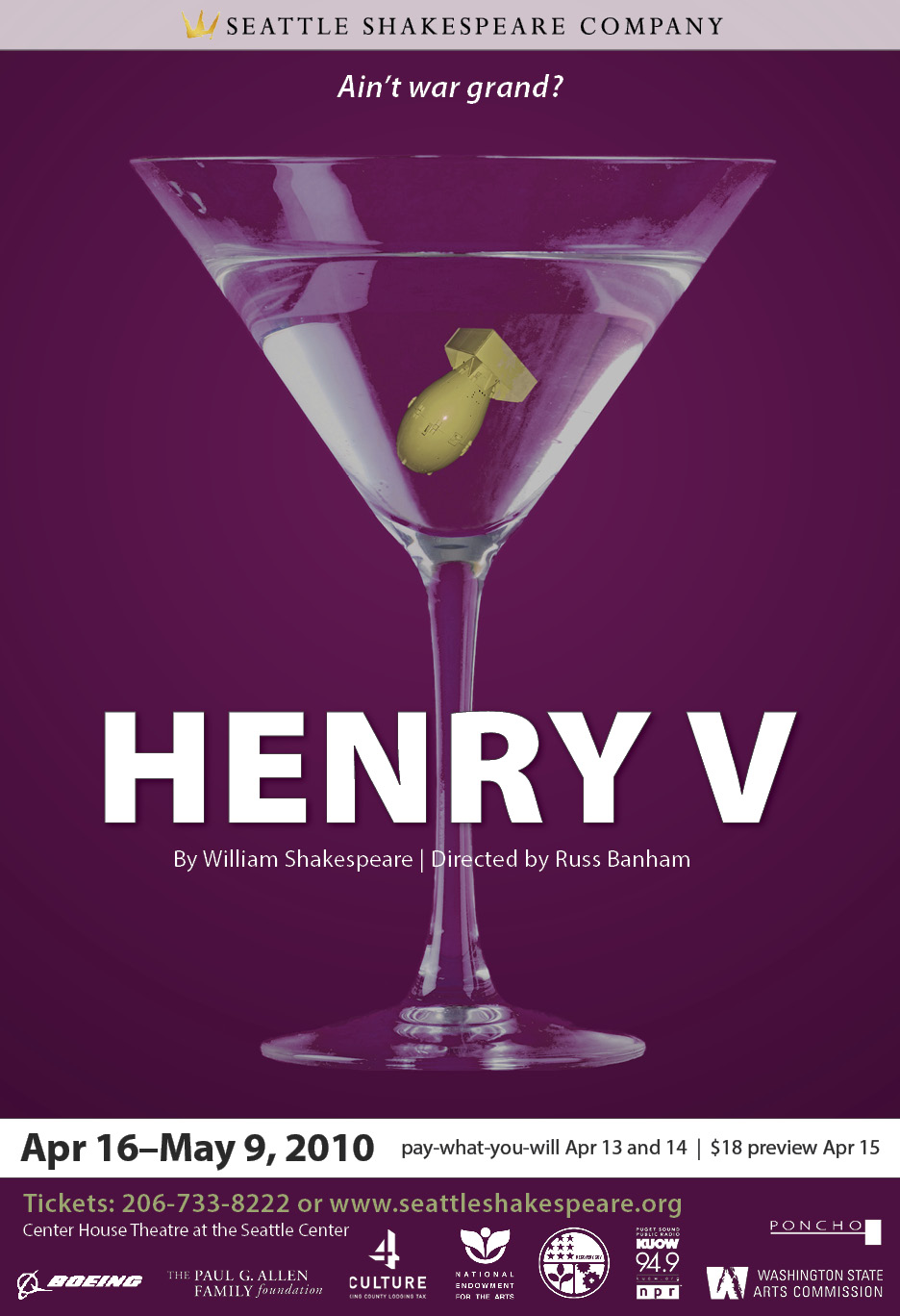 Henry5Poster