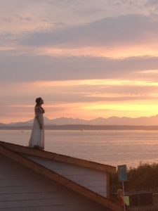 Romeo and Juliet at Olympic Sculpture Park
