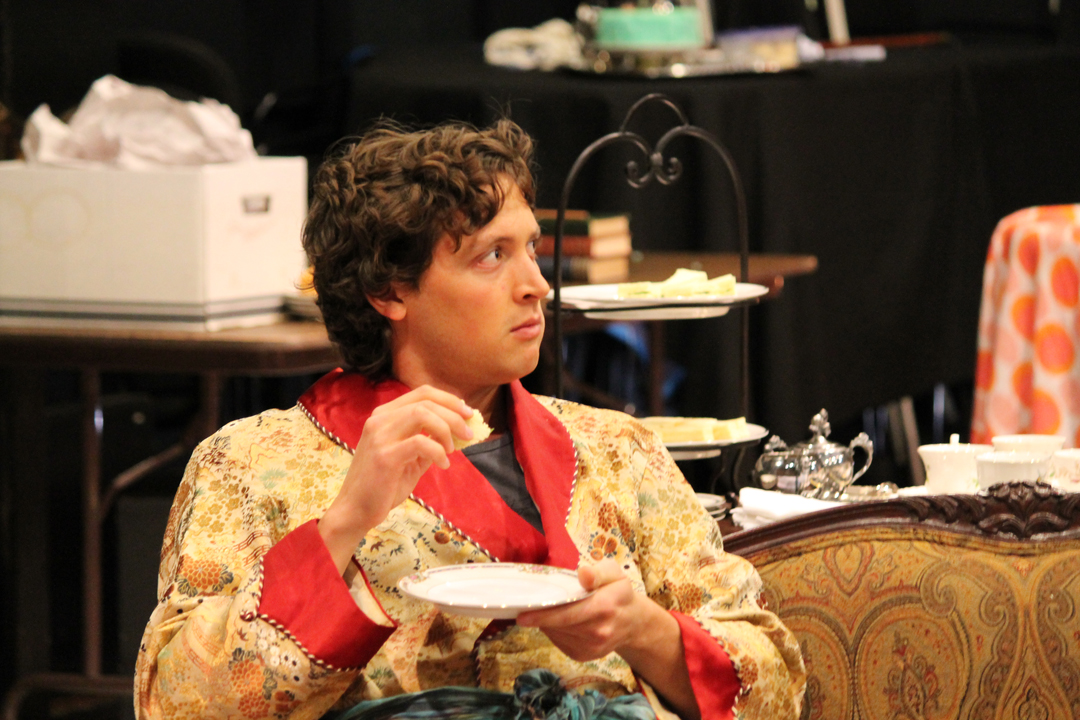 "A First Peek at ""The Importance of Being Earnest"""