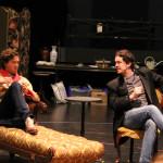 Quinn Franzen as Algernon and Connor Toms as Jack.