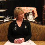 Kimberly King as Lady Bracknell.