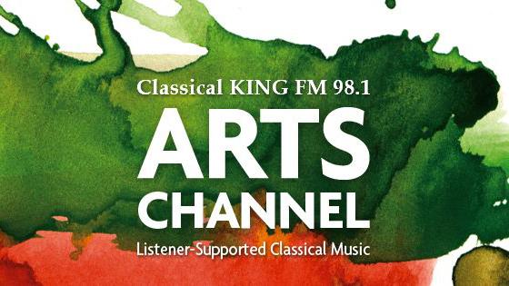 """Sheila Daniels on """"King Lear"""" on KING FM"""