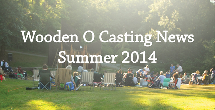 Casting News for Wooden O