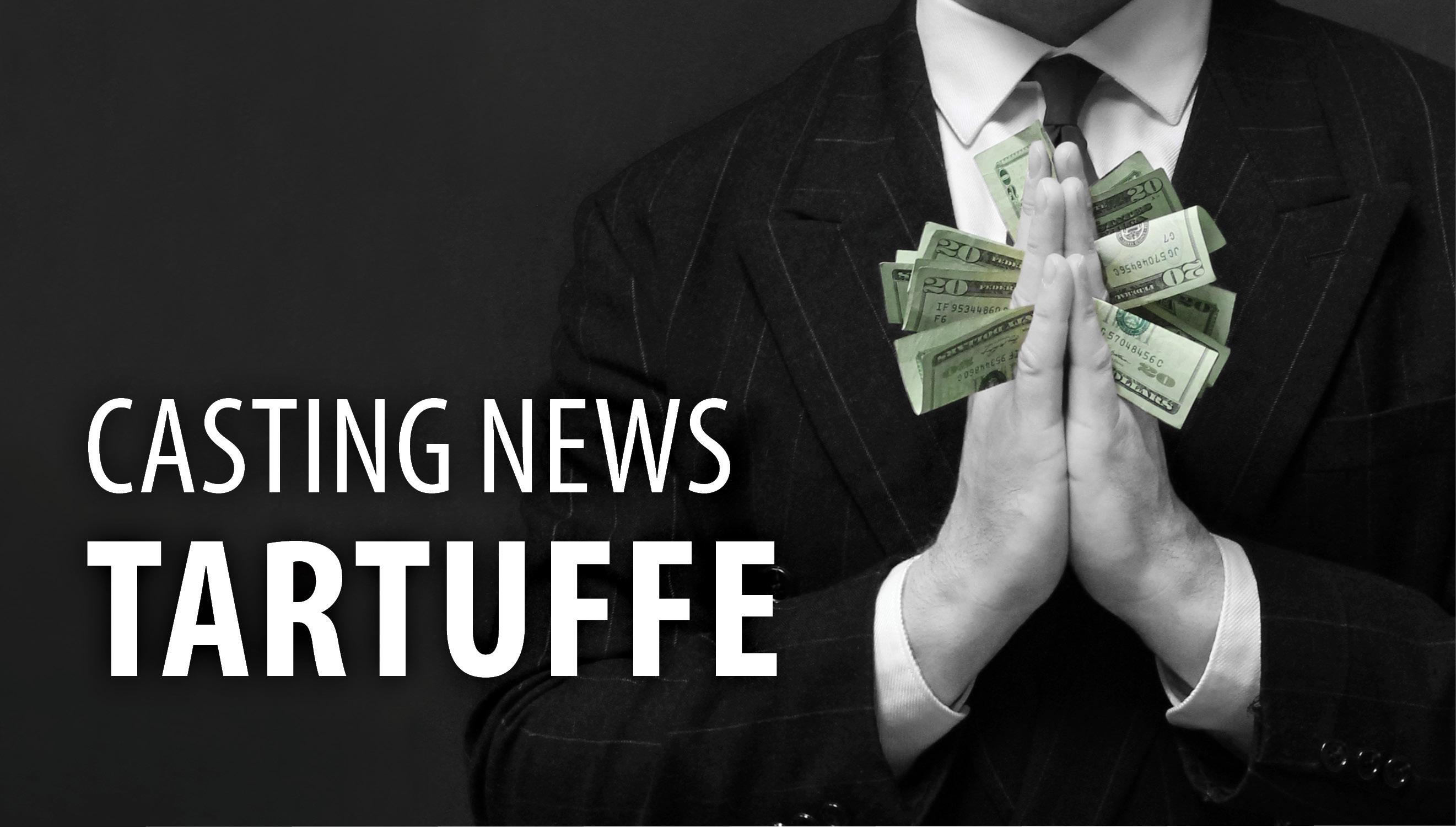 Casting News: Tartuffe
