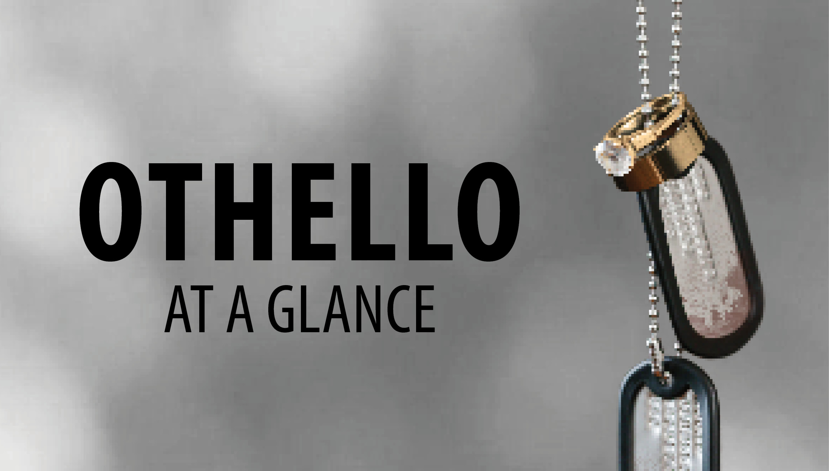 Bluff Your Way Through the Play: Othello