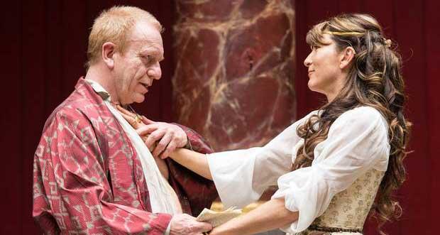 "Win Tickets to a Screening of ""Antony and Cleopatra"""