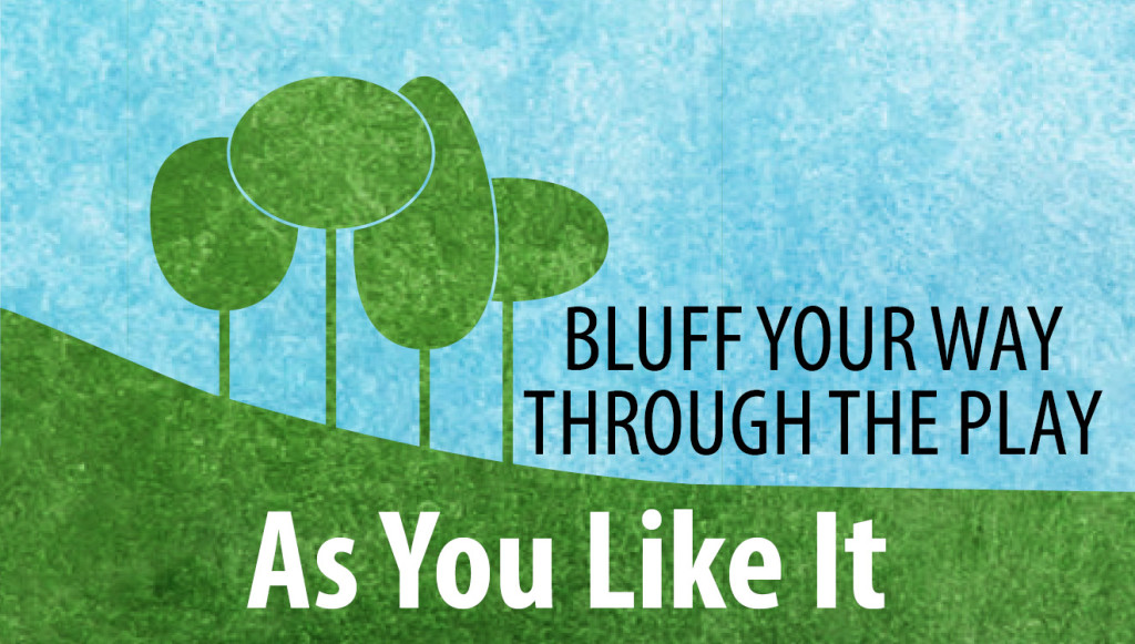 As You Like It Bluff
