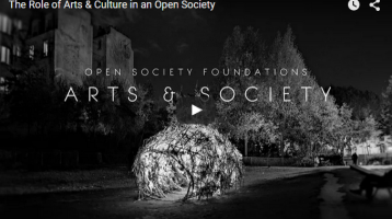 The Role of Art and Culture in an Open Society