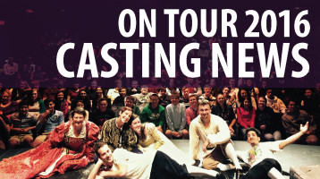 Casting News: On Tour 2016