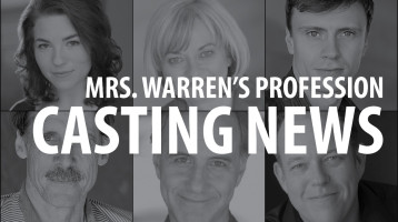 Casting News: Mrs. Warren's Profession