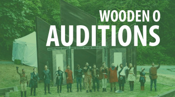 Auditions for Wooden O Summer 2016