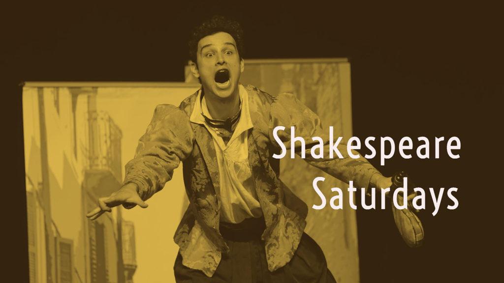 Shakespeare Saturdays