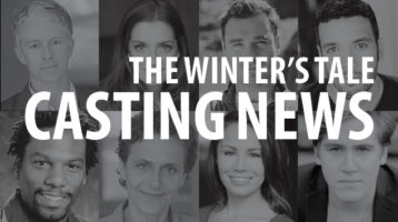 Casting News: The Winter's Tale