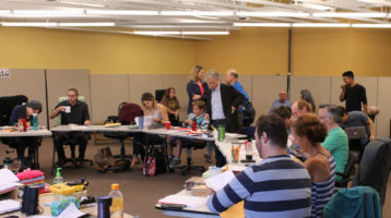 First Rehearsal: The Winter's Tale