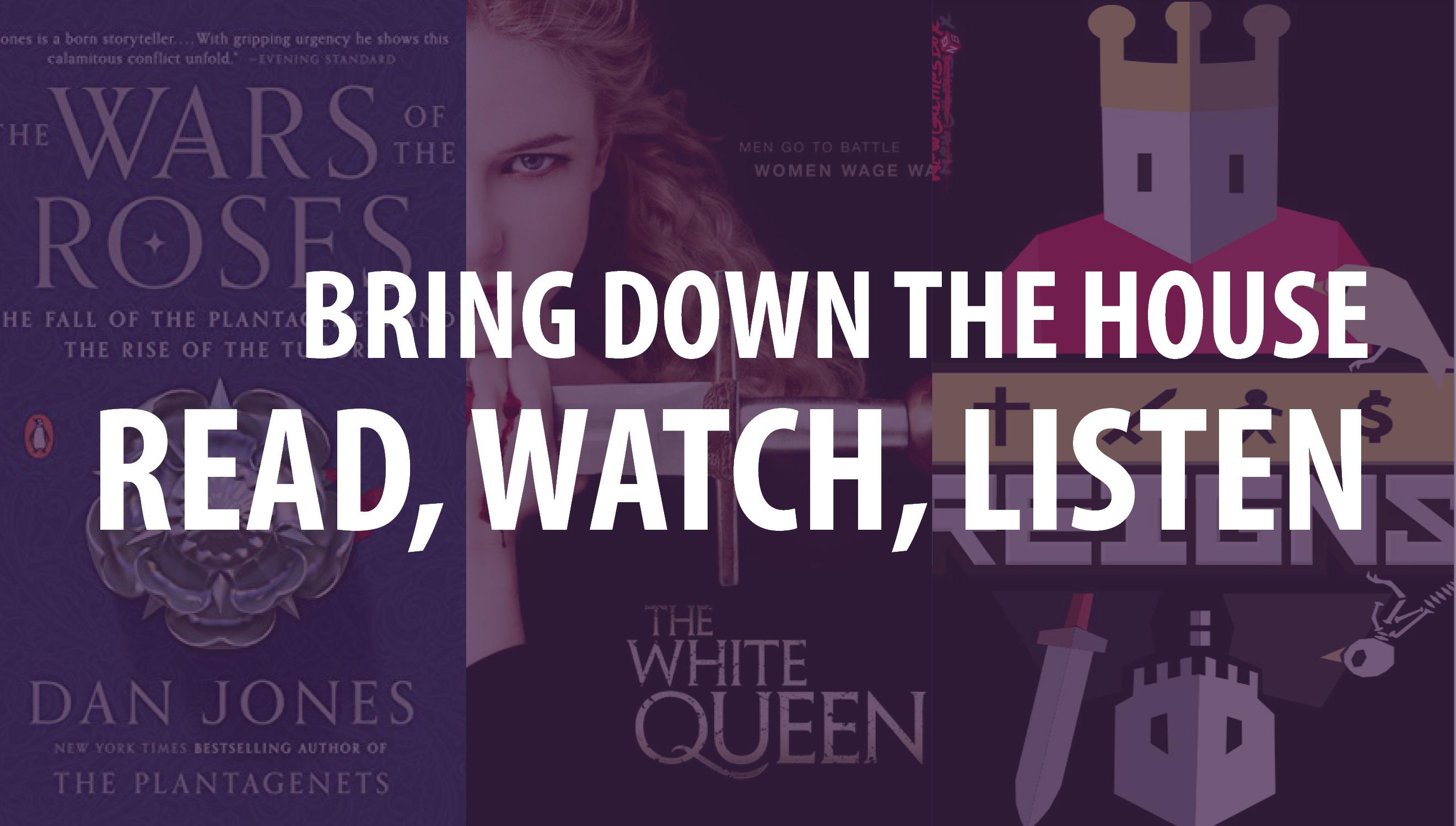 Read Watch Listen Bring Down The House Seattle