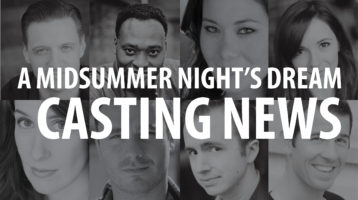 Casting News: A Midsummer Night's Dream