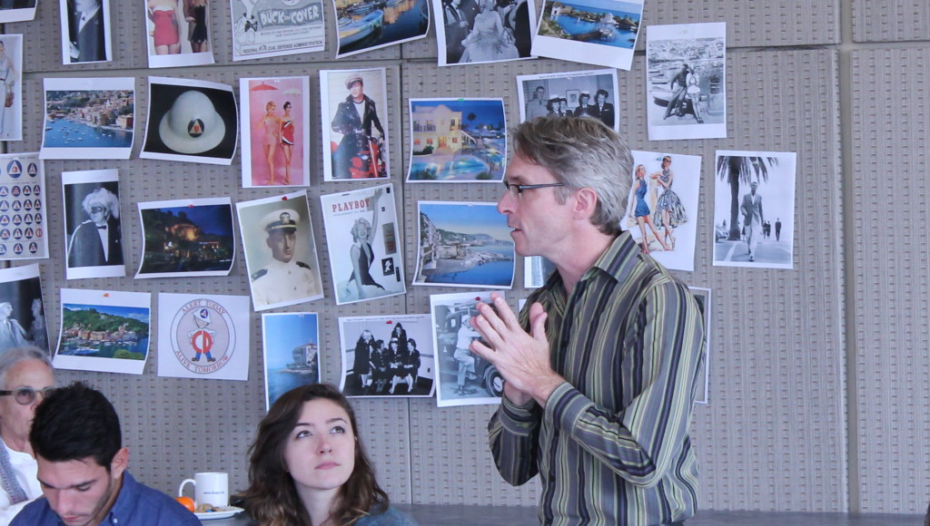 Artistic Director George Mount
