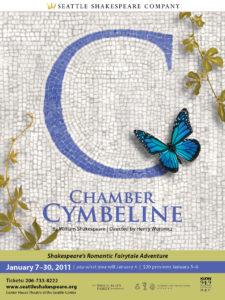 Chamber Cymbeline Poster
