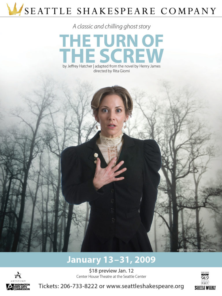 The Turn of the Screw poster