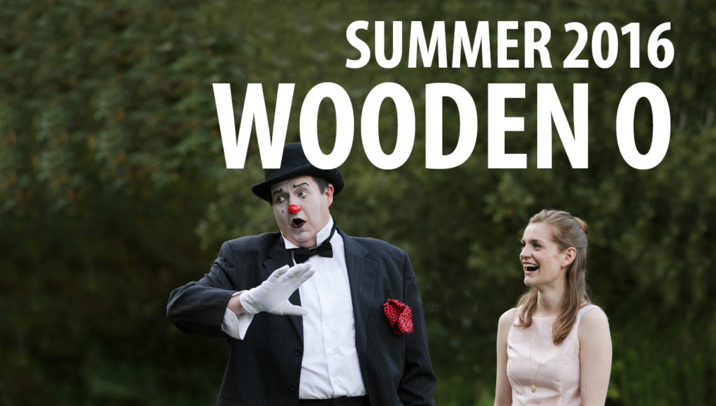 Wooden O 2016 Announcment