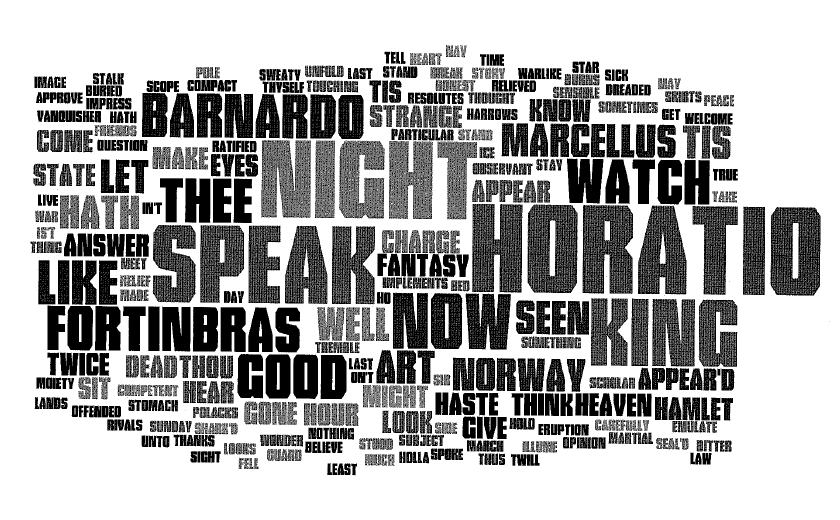 Hamlet Wordle