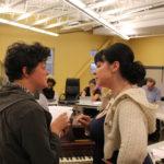 Medea First Rehearsal