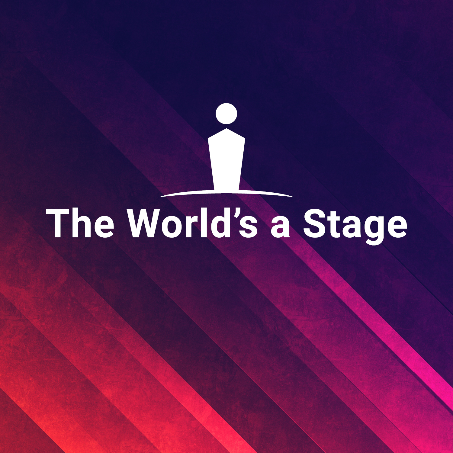 The World's a Stage series